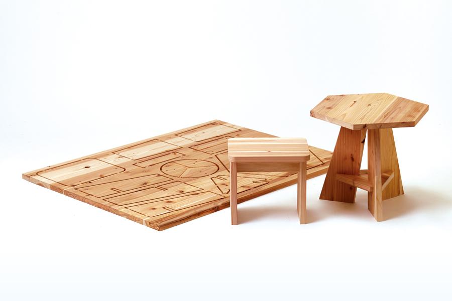 キッズテーブル&チェア