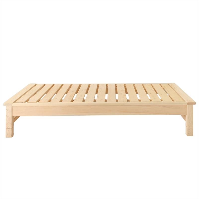 ぎふの木ヒノキ ベッド