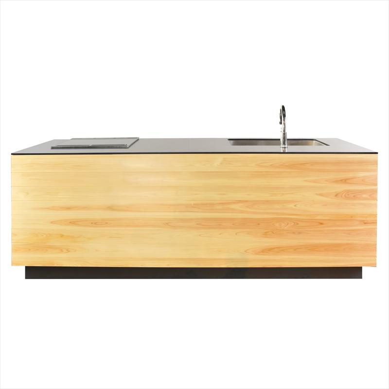 ぎふの木ヒノキ キッチン